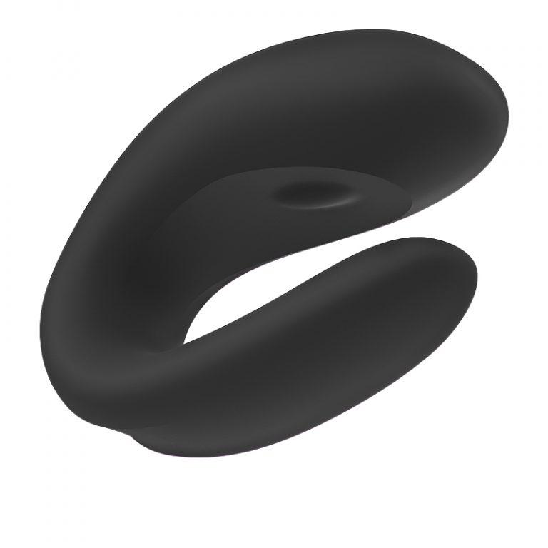 Koito Sexshop Ecuador Satisfyer Vibrador Double Joy Negro