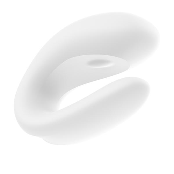 Koito Sexshop Ecuador Satisfyer Vibrador Double Joy Blanco