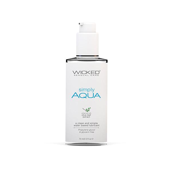 Wicked Aqua Lubricante a base de agua koito sexshop ecuador